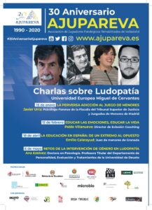 cartel30-charlas_ UEMC AJUPAREVA
